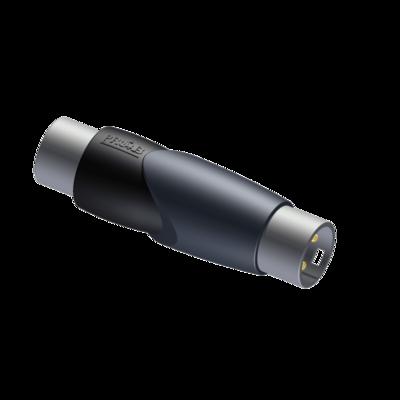 Procab CLP140 - Adapter - XLR mannelijk - XLR mannelijk