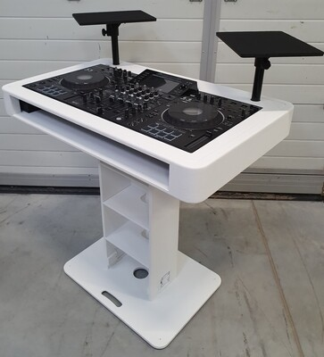Zcase DJ Booth - Wit