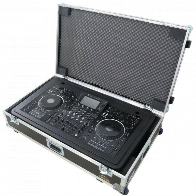 Zcase - Flightcase voor DJ Booth