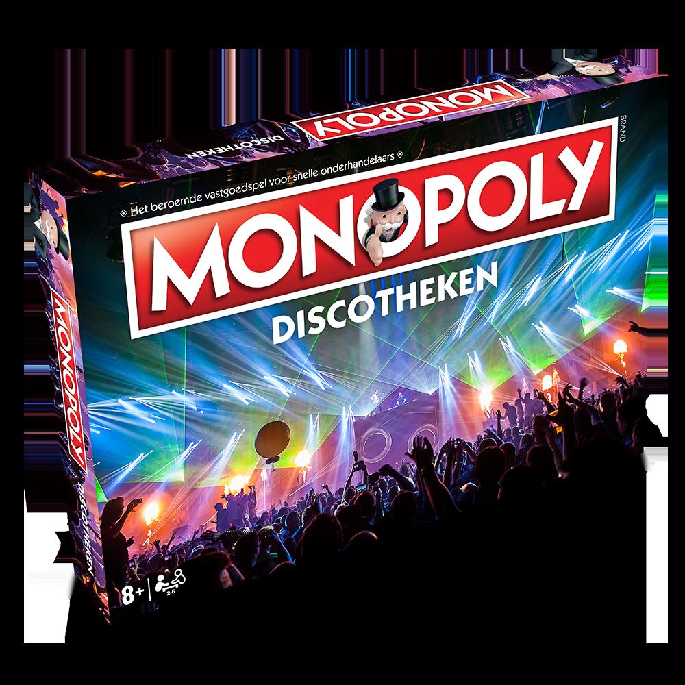 Monopoly Discotheken (leverbaar najaar 2021)