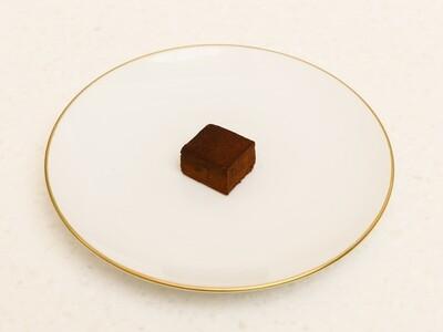 Трюфель на темном шоколаде