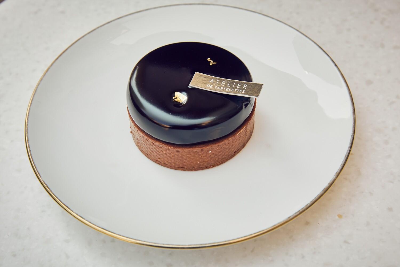 Шоколад-соленая карамель