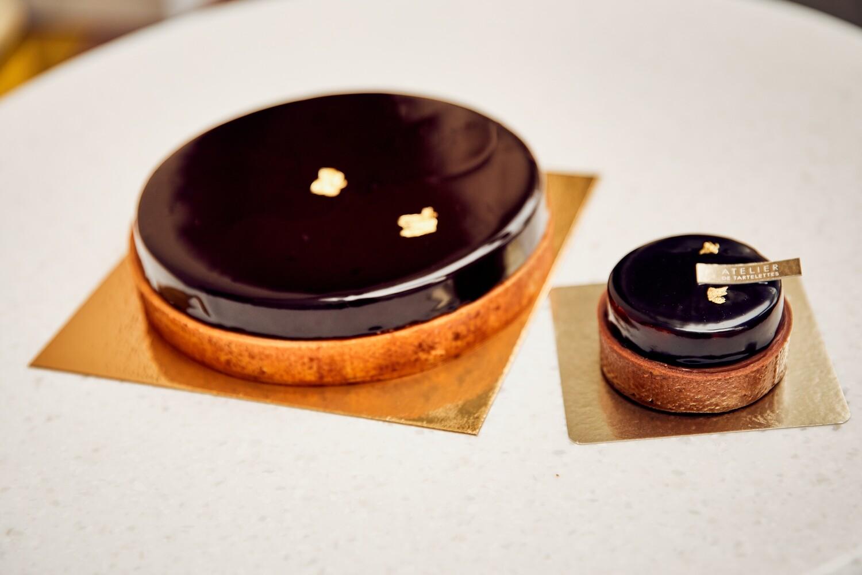 Шоколад - соленая карамель XXL