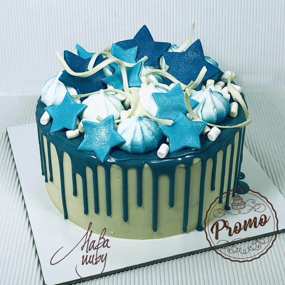 DRIP CAKE | Azzurra