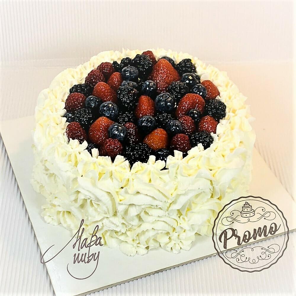NUOVI CLASSICI | Chantilly e Frutti di Bosco