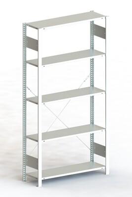 Inhaakstelling S3 CLIP 80, Basismodule  H2.000 x B1.000 mm, Verzinkt