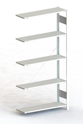 Inhaakstelling S3 CLIP 80, Aanbouwmodule  H2.000 x B1.000 mm, Verzinkt