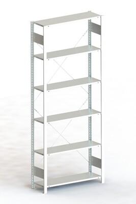 Inhaakstelling S3 CLIP 80, Basismodule  H2.500 x B1.000 mm, Verzinkt