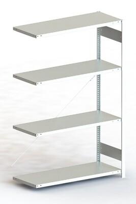 Inhaakstelling CLIP 230, Aanbouwmodule  H2.000 x B1.300 mm, Verzinkt