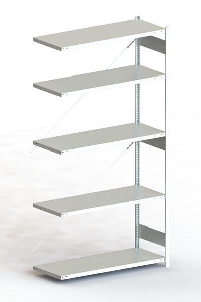 Inhaakstelling CLIP 230, Aanbouwmodule  H2.500 x B1.300 mm, Verzinkt