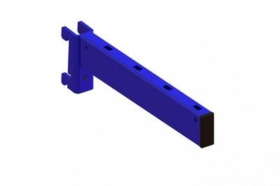 Extra draagarm, Medium, D400 mm, RAL5010