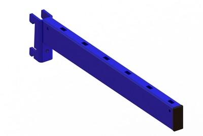 Extra draagarm, Medium, D600 mm, RAL5010