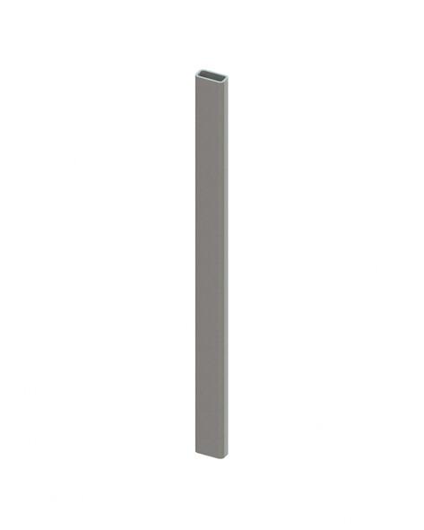 Afroldoorn voor draagarm, H270mm, Verzinkt