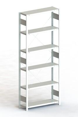 Inhaakstelling CLIP 100, Basismodule  H2.500 x B1.000 mm, Verzinkt