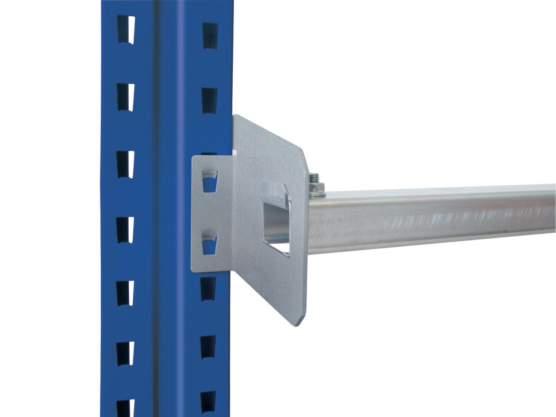 Doorschuifbeveiliging,  B2.700 mm, Verzinkt