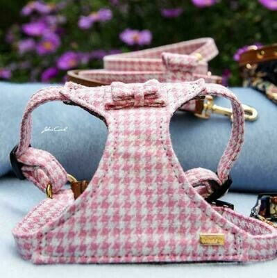 Pepita Pink Harness Stock