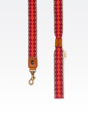 Peruvian flecha orange leiband Stock