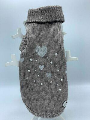 Berenice Taupe sweater