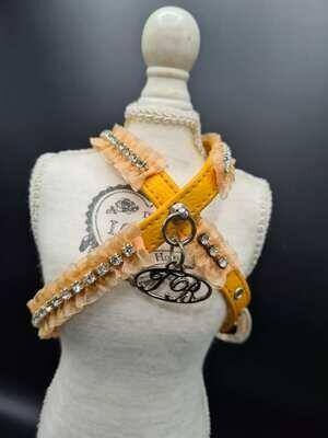Seduction harness orange XS