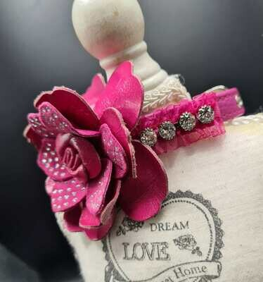Perla halsband 25cm - Stock