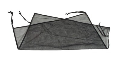 Protective mesh and pvc
