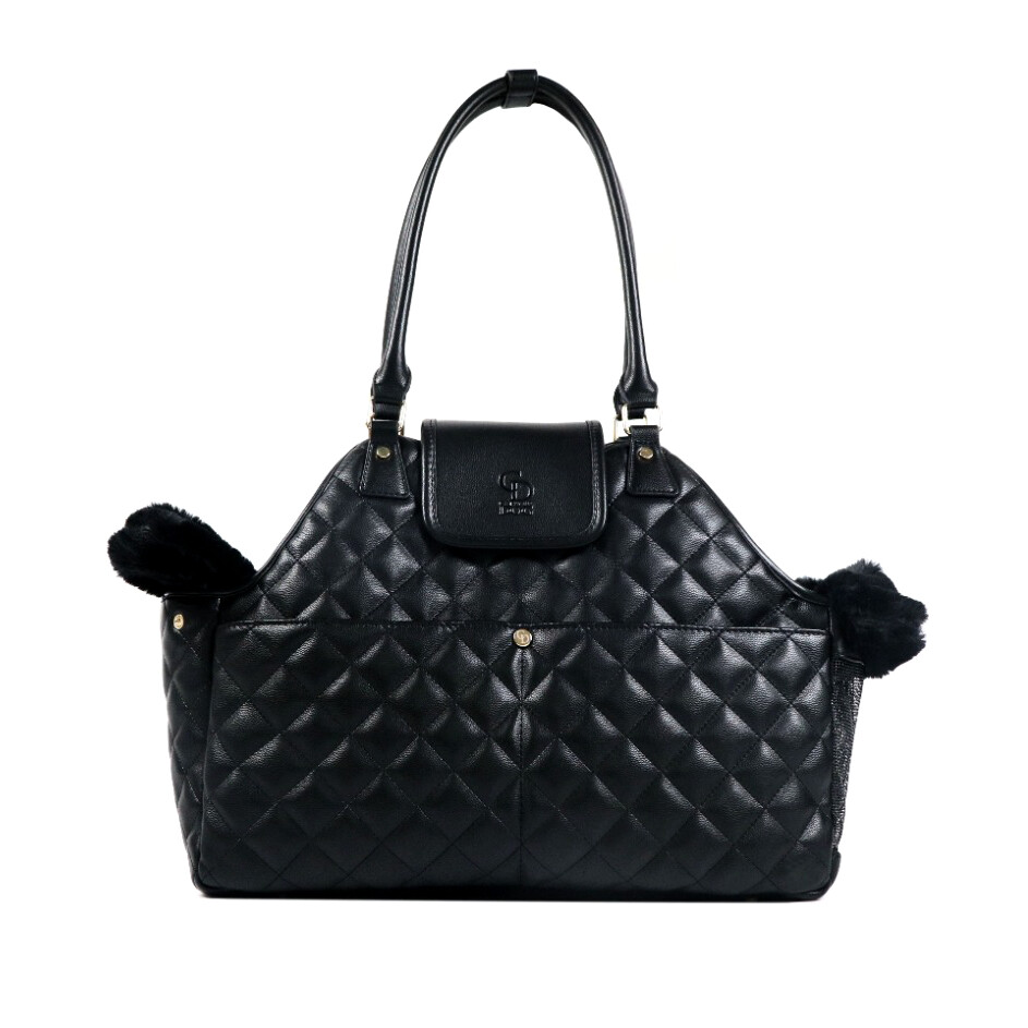 Paris Quilted draagtas - Stock