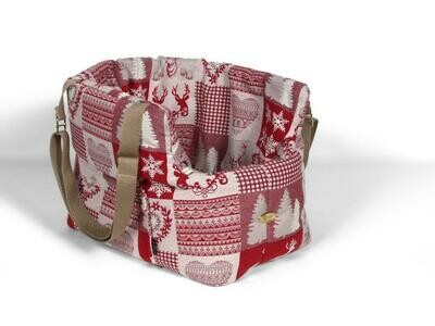 Christmas bag Jacquard - Stock
