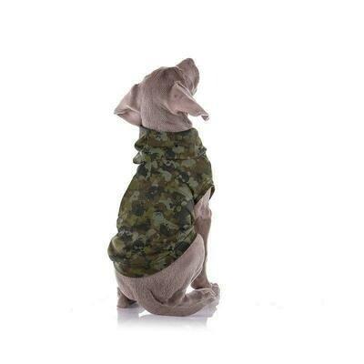 Mood sweater skullcamouflage - Stock