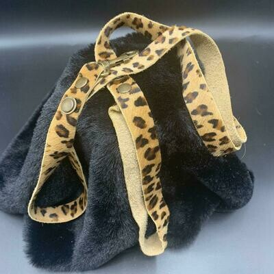 Leopard Leiband - Stock