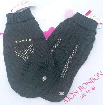 Mon Bonbon Sweaters - Pakket 11 Military