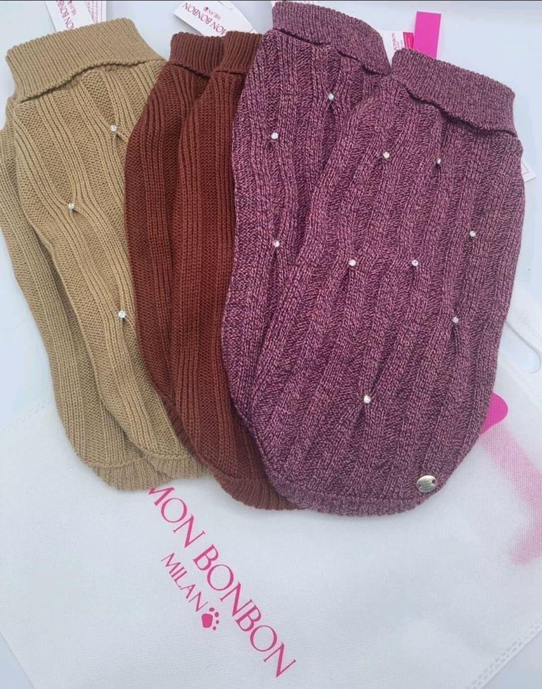 Mon Bonbon Sweaters - Pakket 1 M Maten