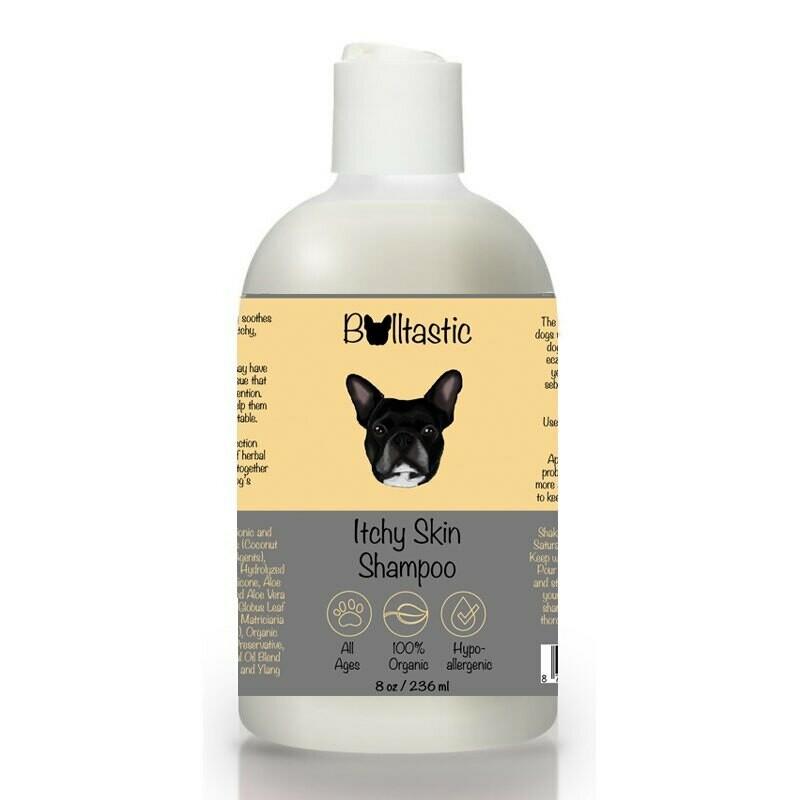 Itchy Skin Shampoo