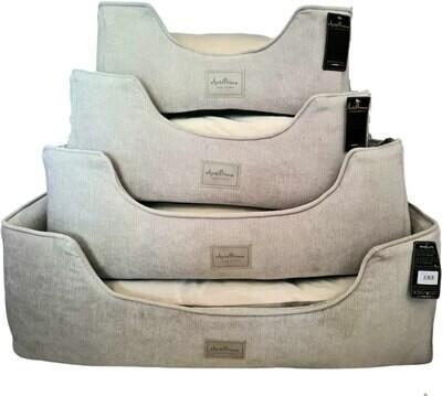 Athenais New Silver Soft Cushion Set 4 Stuck - Stock