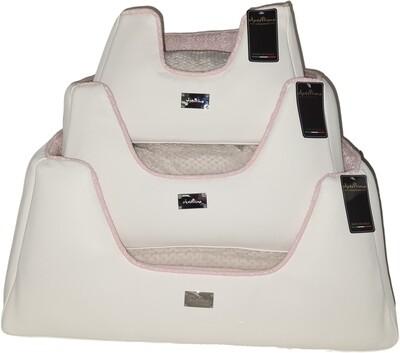 Tronky Sky White Soft Cushion Set 3 Stuck - Stock