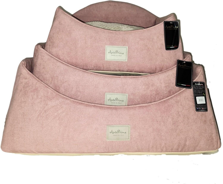 Bergamo Pink Soro 61 Soft Cushion Set 3 Stuck - Stock