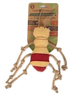 Spinne Naturspielzeug - 6er-Pack - Stock