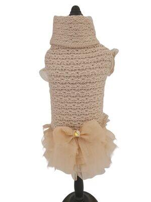 Creamy Dress Mon Bonbon