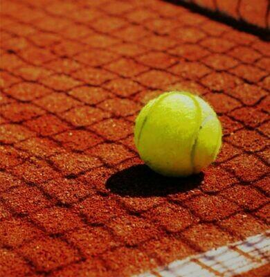 1 Stunde Tennis