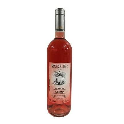 Rosèlisa - bottiglia 0,75L