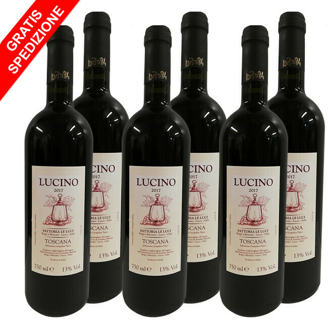 Offerta Lucino - Conf. 6 bottiglie 0,75L