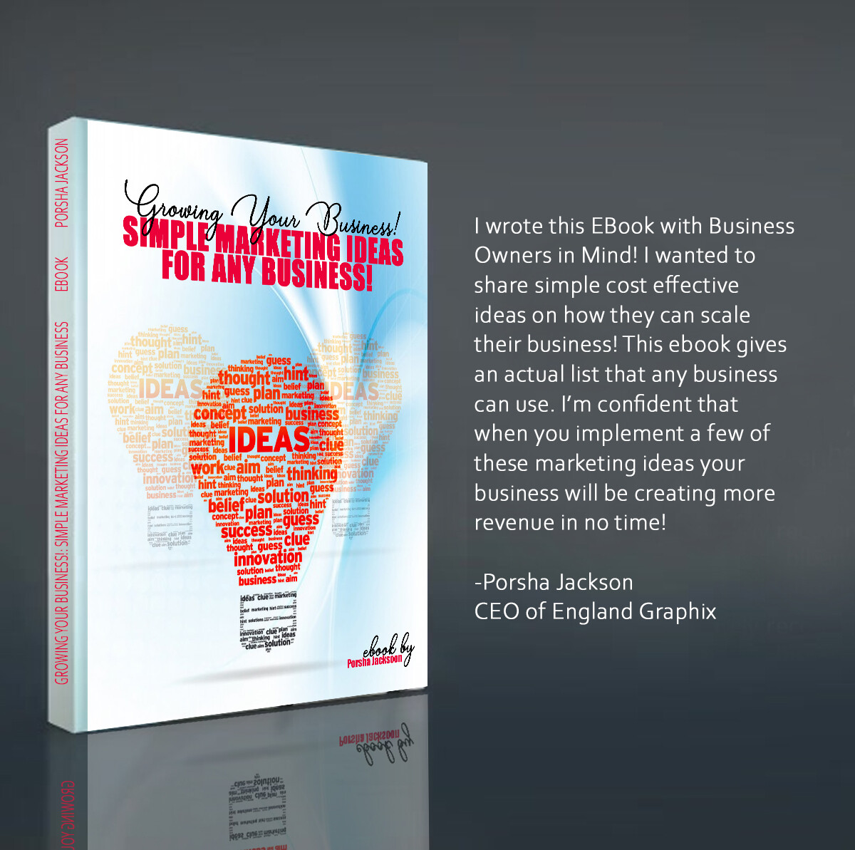 Marketing Ideas for Any Business EBook