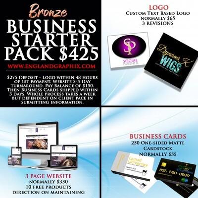 Bronze Business Starter Package