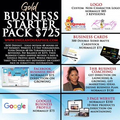 Gold Business Starter Package