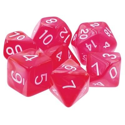 7 Die Set: Rosebud