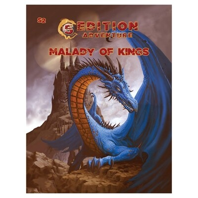 5e Adv: S2 Malady Of Kings