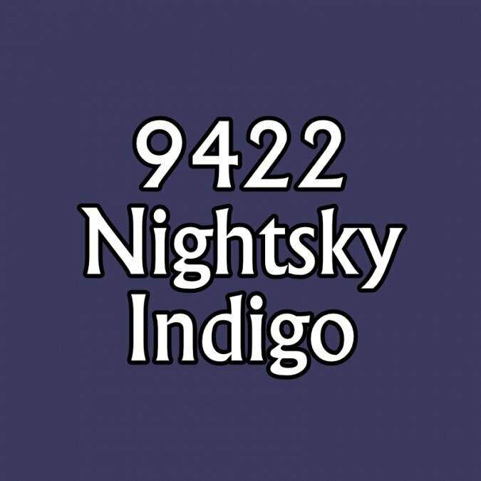 Nightsky Indigo