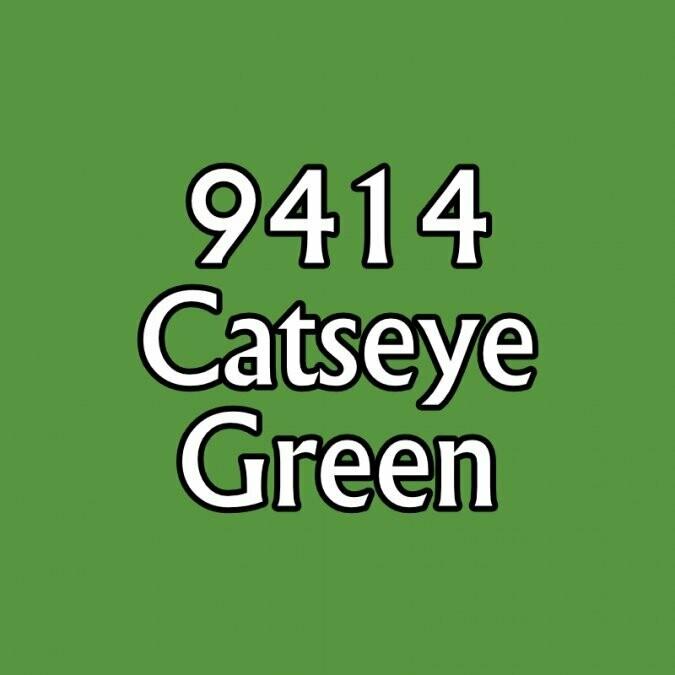 Cats-Eye Green