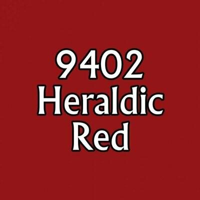 Heraldic Red