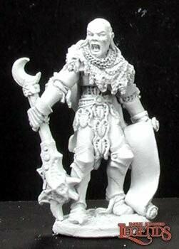 Cazalet, Plague Priest