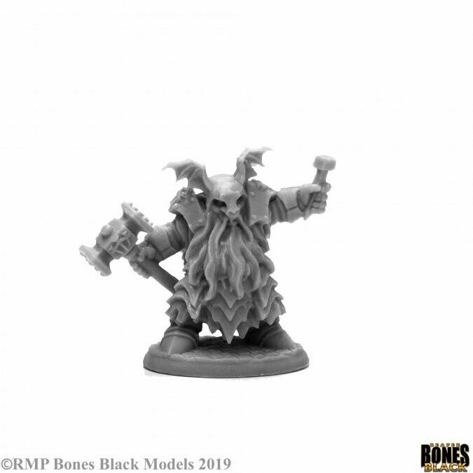 Dark Dwarf Irontongue Priest